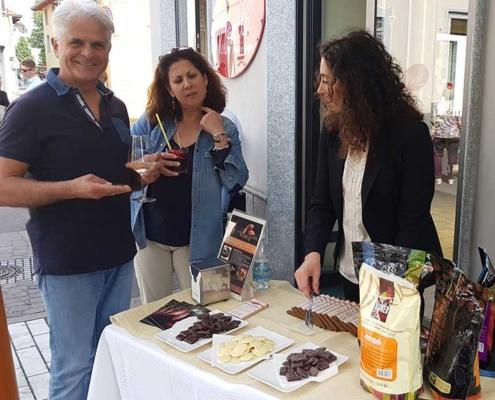 """Morello Legnano - News, degustazione cioccolato """"Fino de Aroma"""""""