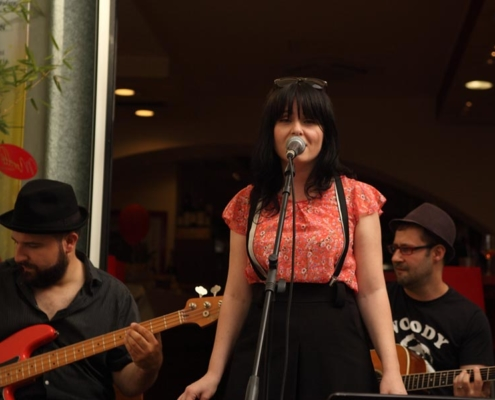 """Morello Legnano - News, """"Splendide Splendenti"""" Live"""