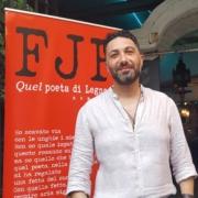 Morello Legnano - News, Fabrizio Fustinoni al Kepos Cafè